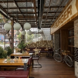 Restaurante Casual Hotel GHL 93