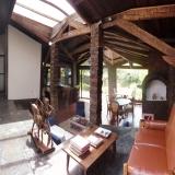 Zona de estar 2 La Colina Hotel Cottage