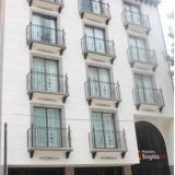 Fachada Hotel El Lago Inn