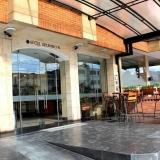 Hall de entrada Hotel Splendor
