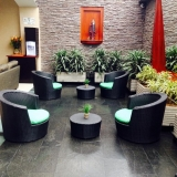 Zona de estar Hotel Splendor