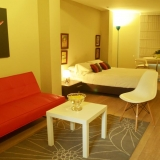 Apartamento 1 Hotel Living 55