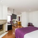 Suite Junior 1 Hotel Egina Bogotá