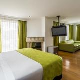 Suite Junior 2 Hotel Egina Bogotá