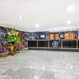 Recepción Hotel Egina Bogotá