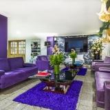 Lobby Hotel Egina Bogotá