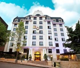 Hotel Estelar Suite Jones en Chico Lago, Chapinero, Bogotá