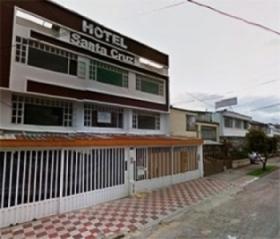 Hotel Santa Cruz Corferias - Bogotá