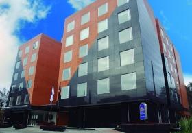 Hotel Best Western Plus 93 Park en Chico Norte, Chapinero, Bogotá