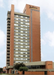 Hotel Radisson AR Bogotá Airport en Ciudad Salitre Sur-Oriental, Teusaquillo, Bogotá