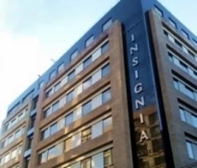 Cosmos Insignia Hotel en Chico Norte, Chapinero, Bogotá